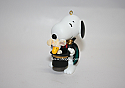 Hallmark 2005 Snoopy The Magnificent Peanuts Gang Ornament 8th in the Spotlight on Snoopy series QX2132