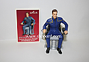 Hallmark 2003 Captain Jonathan Archer Ornament Star Trek Enterprise NX-01 QXI8349 Damaged Box