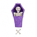 Hallmark 2013 Creepy Coffin Ornament QFO5222