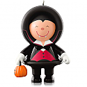 Hallmark 2014 Frosty Vampire Halloween Fun Ornament QFO5216