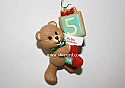 Hallmark 1998 Childs Fifth Christmas QX6623