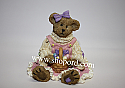 Boyds The Bearstone Collection - Edie Eggbeary (Colors of Easter) #4031614