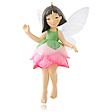 Hallmark 2015 Lotus Fairy Ornament 11th In The Fairy Messengers Series QX9217