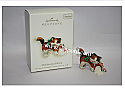 Hallmark 2008 Mischievous Kittens Ornament 10th in the series QX6861