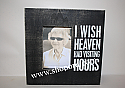 Primitive By Kathy I Wish Heaven Had Visiting HOURS Box Frame 4x6 Photo 28463