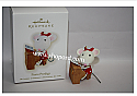 Hallmark 2009 Piano Prodigy Ornament QXG6792 Damaged Box