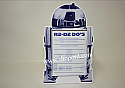 Hallmark Star Wars R2-D2 Note Pad with Stand Set SHP4023