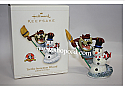 Hallmark 2006 Taz the Snowman Wizard Looney Tunes Ornament QXI6133