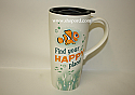 Hallmark Disney Pixar Find Your Happy Place Nemo 16 oz Travel Mug PIX2025