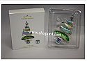 Hallmark 2008 Merry Fish mas Ornament QXI2134