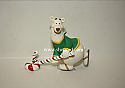 Hallmark 1999 North Pole Star Ornament QX6589