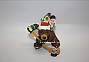 Hallmark 2005 Hockey Thrills Ornament 2nd in the Nick and Christopher series QX2152