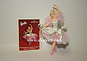 Hallmark 2004 Peppermint Candy Cane Barbie Ornament QXI8544