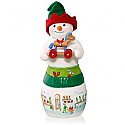 Hallmark 2015 Hans K Woodsworth Ornament 11th In The Snowtop Lodge Series QX9069