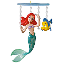 Hallmark 2017 Keepsake Ariel's World Ornament QXD6232