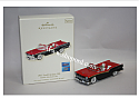Hallmark 2007 Ford 1957 Fairlane 500 Classic American Cars Ornament 17th in the series QX2367