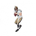 Hallmark 2013 Drew Brees Ornament New Orleans Saints 19th in the Football Legends series QX9215