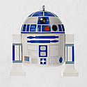 Hallmark 2018 Keepsake R2-D2 Wood Ornament QXI3443