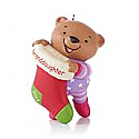 Hallmark 2013 Granddaughter Ornament QXG1912