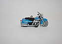 Hallmark 2005 Harley Davidson 1994 FLHR Road King Miniature Ornament 7th in Harley Davidson Motorcycles series QXM2065
