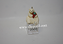 Hallmark 2002 Ice Block Buddies Miniature 3rd In The Series QXM4356