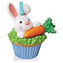 Hallmark 2016 Some Bunny To Love Easter Ornament 9th In The Keepsake Cupcake Series QHA1044