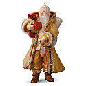 Hallmark 2016 Father Christmas Ornament 13th In The Series QX9054