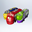 Hallmark 2012 Chuggington Ornament Train QXI2621