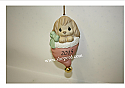 Precious Moments 2015 Happy Howlidays Dog  Ornament 151008