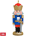 Hallmark 2017 Keepsake Teensy Nutcracker Mini Ornament QXM8442
