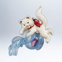 Hallmark 2012 Mischievous Kittens Ornament 14th in the series QX8041