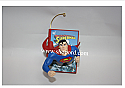 Hallmark 2008 Superman Ornament 1st in the Comic Book Heroes series QX4154
