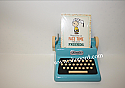 Hallmark Peanuts Sentiment Holder Typewriter PAJ1142