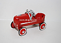 Hallmark 2000 Garton 1940 Red Hot Roadster Spring Ornament 2nd In The Winners Circle Series QEO8404