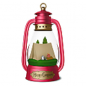 Hallmark 2016 Happy Campers Lantern Ornament QGO1364