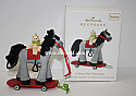 Hallmark 2011 A Pony For Christmas 14th in the series Ornament QX8877
