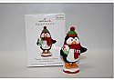 Hallmark 2010 Snow Happy to Serve Noel Nutcracker Ornament 3rd in the Series - Final QX8326