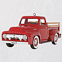 Hallmark 2018 Keepsake 1954 Mercury M-100 Ornament QX9313