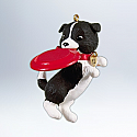 Hallmark 2012 Puppy Love Ornament 22nd in the series QX8034