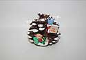 Hallmark 2000 New Home Ornament Pine Cone QX8171 Slightly Damaged