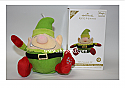 Hallmark 2011 Silly Sounds Elf Ornament QXG4759