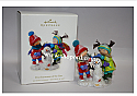Hallmark 2008 First Snowman of the Year Ornament QXG7231