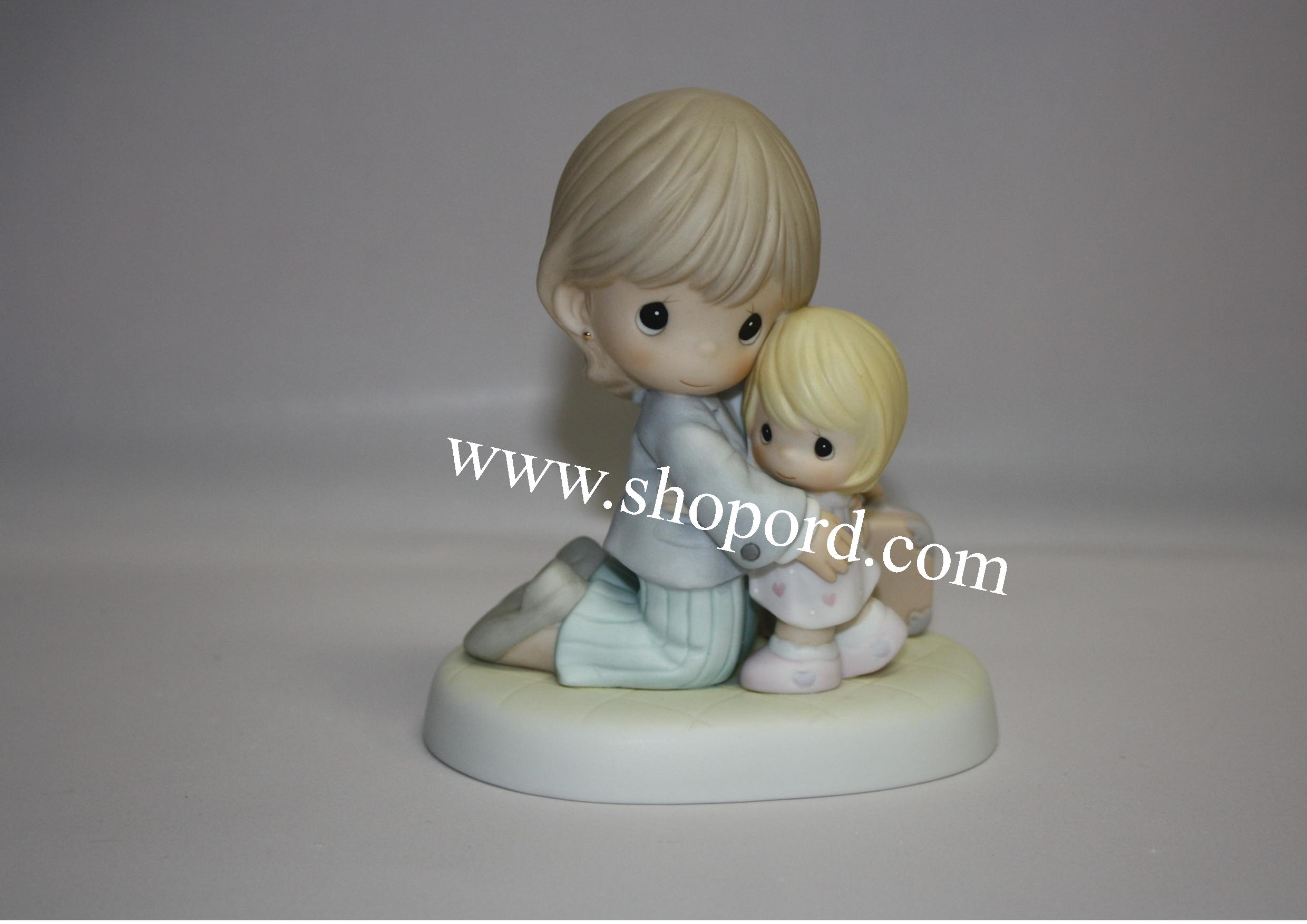 Precious Moments - My Most Precious Mom-ments Are With You #108528