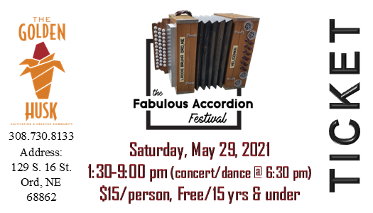 The Fabulous Accordion Festival Tickets
