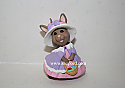 Hallmark 1997 Springtime Bonnets Spring Ornament 5th In The Series QEO8672