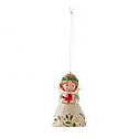 Hallmark 2013 Heavenly Belles Ornament 1st in the series QX9212