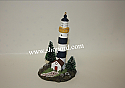 DaySpring 2003 Lighthouse Ornament Final in Series Christmas Celebration Collection Dated QDS8027