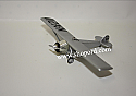 Hallmark 2000 Spirit Of St Louis Ornament 4th In The Skys The Limit Series QX6634 Damaged Box