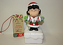 Hallmark Peanut Gang Lucy Christmas Light and Music Show Continuity Band 50th Anniversary XKT1502 No Price Tag