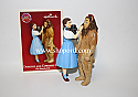 Hallmark 2004 Dorothy And Cowardly Lion Ornament The Wizard of Oz QXI4021